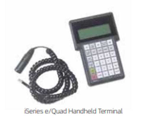 leviton handheld terminal, TAHHR