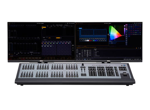 ETC Element 2 6k lighting console with 6,144 outputs