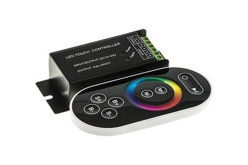 RGB Controller + RF Remote