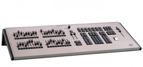 ETC Element 40, 500 lighting console, repair