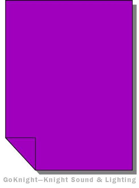 Lee Filters Lighting Gel Sheet 798 Chrysalis Pink (Lee 798)