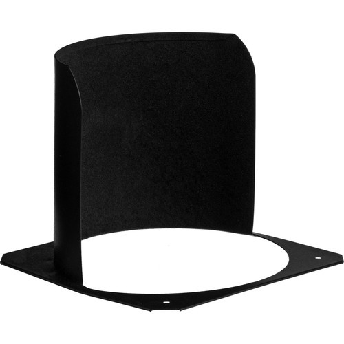 "ETC Half Hat 6"" tube, black"