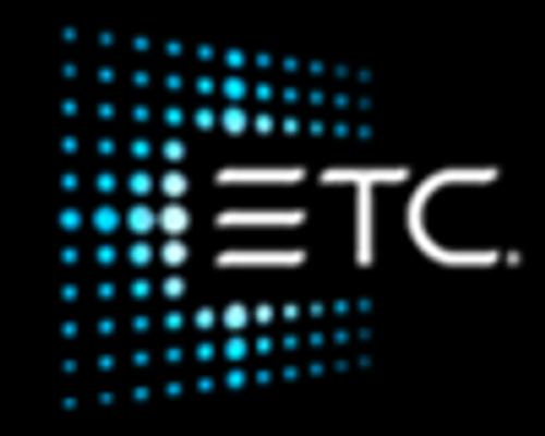 ETC ColorSource Linear 1 Yoke Kit, black