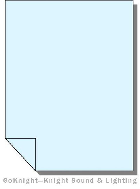 Lee Filters Lighting Gel Sheet 061 Mist Blue High Temperature (Lee 061 HT)