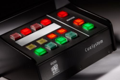 TC CueSystem Control Desk 12 Channel, Desktop