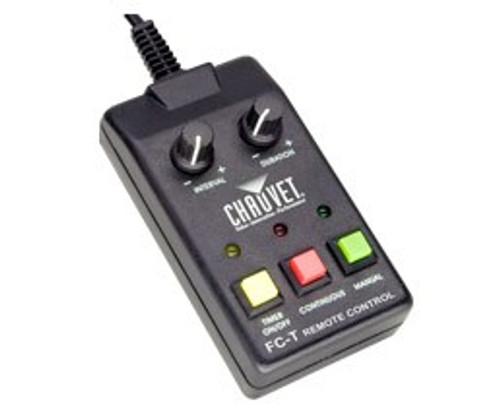 Chauvet Timer Fog Remote FC-T