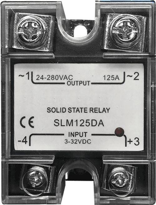 Strand Single 125 Amp SSR