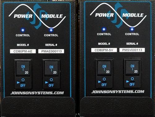 Johnson Systems CD80FM-AE
