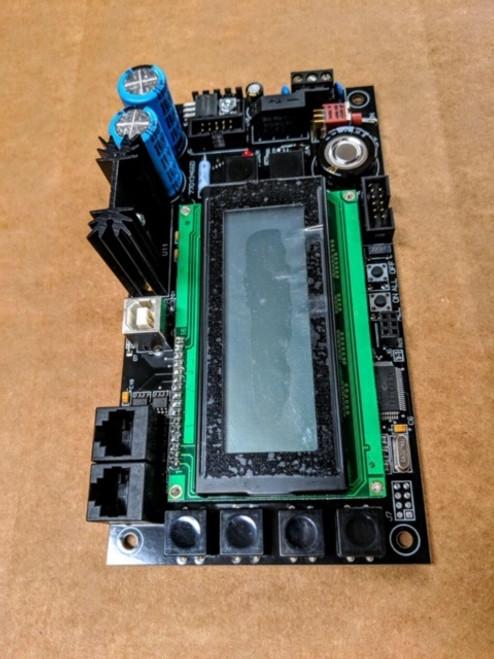 Apprentice II CPU Board