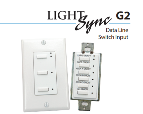 ILC LightSync G2 push button control station