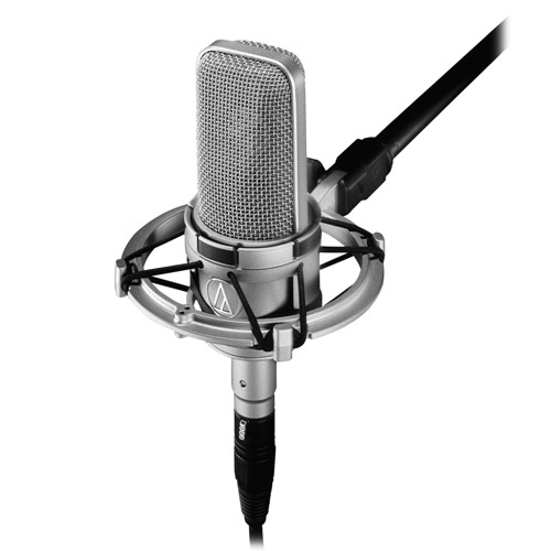 Audio-Technica AT4047SV Condenser Cable Pro Microphone