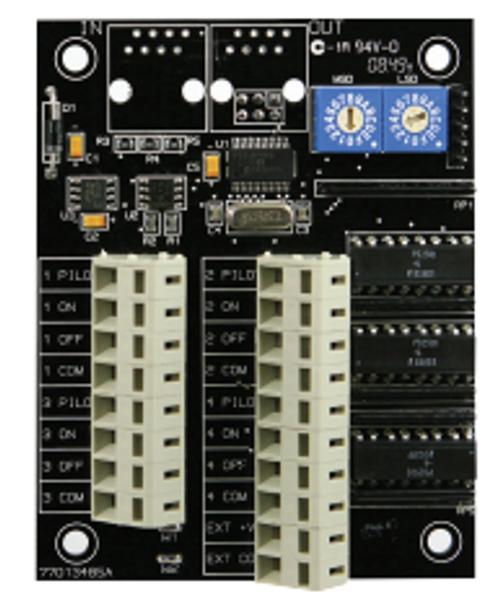ILC LightSync 4 Input Module, Remote Mount (LSIM-R)