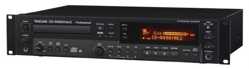 Tascam CD-RW901MKII
