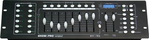 Lightronics SM192 192-Channels, 240 Scenes Mobile Light Controller