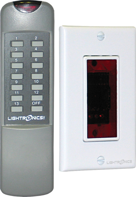 Lightronics AI1001 Architectural Infrared Remote Station 13 Scene Infrared Remote Station