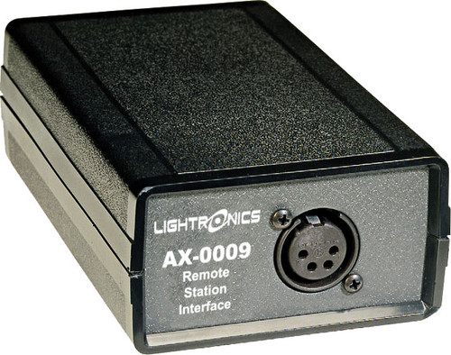 Lightronics AX0009 Architectural Remote Interface 8 Scene Remote Interface