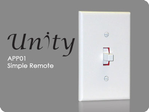 Lightronics APP01 Architectural Simple Remote Station