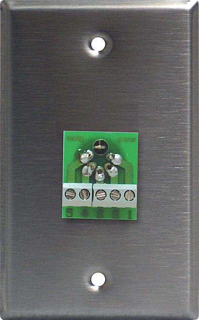 Lightronics CP501 Back