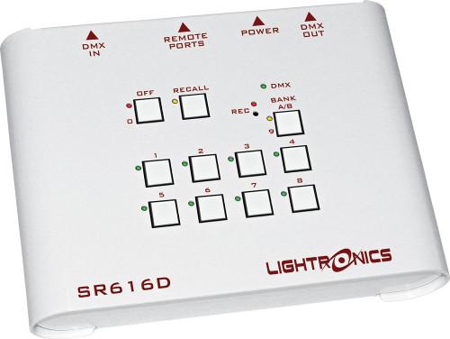 Lightronics SR516D Desktop Architectural Controller