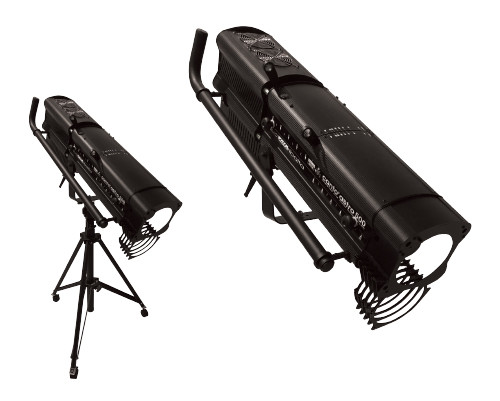 Canto Aurora  LED Series System 6500K System Includes Fixture, Plug, Tripod Stand, and Color Changer