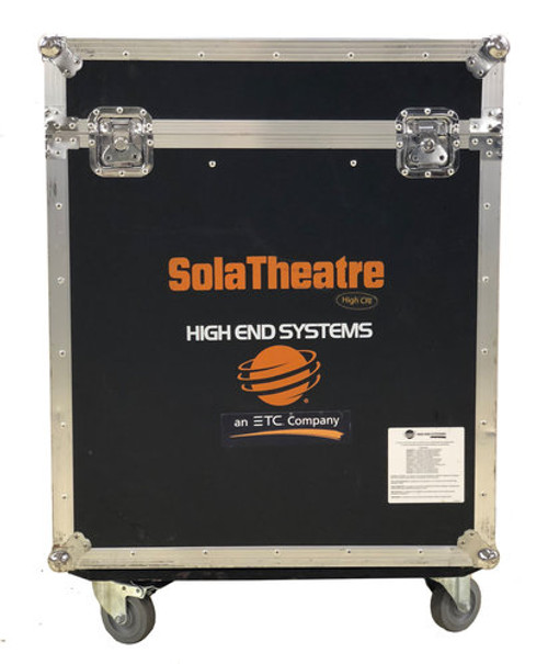 High End Systems SolaFrame Theatre Road Case; High End H7300170