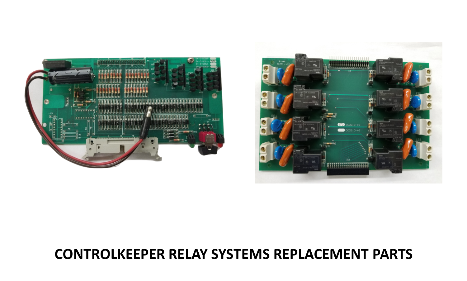 ControlKeeper Relay Systems Replacement Parts