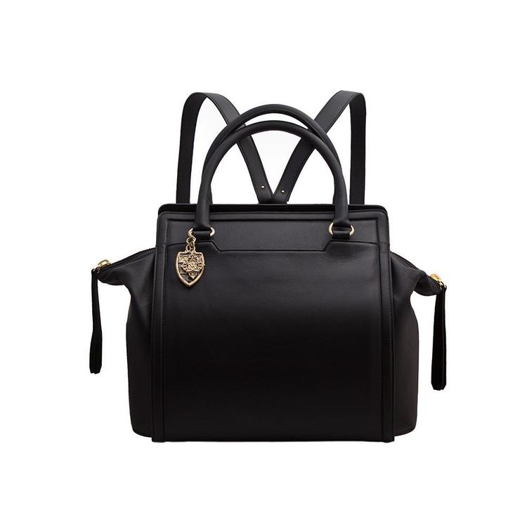 *PRE-ORDER* Armenta Backpack in Black Leather