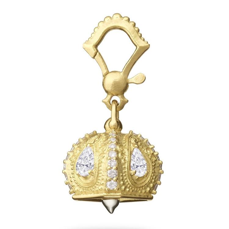 *PRE-ORDER* Paul Morelli April Birthday Bell (Diamond)
