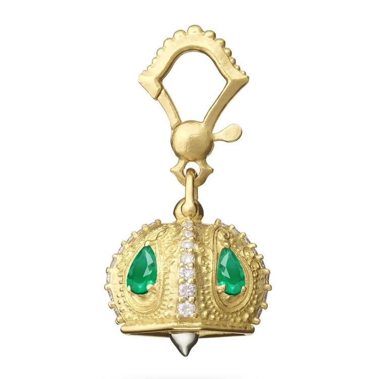 *PRE-ORDER* Paul Morelli May Birthday Bell (Emerald)