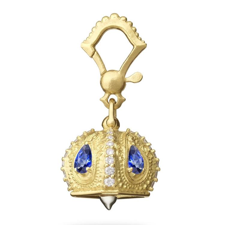 *PRE-ORDER* Paul Morelli September Birthday Bell (Sapphire)