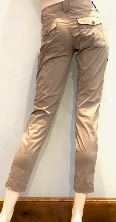 *PRE-ORDER* Anatomie Kate Skinny Cargo Pants in Khaki