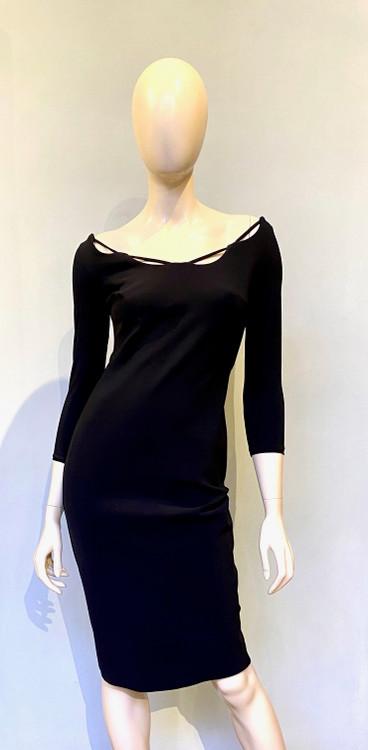 Chiara Boni La Petite Robe Edwige Dress in Black
