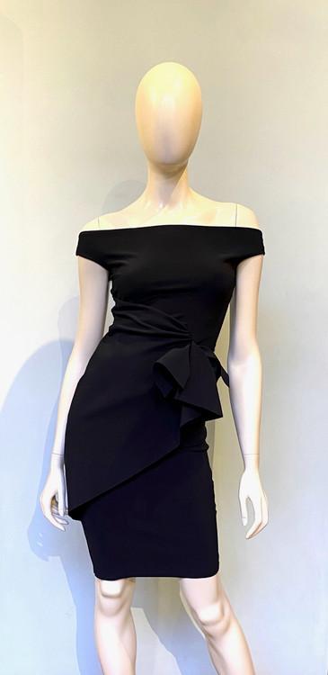 Chiara Boni La Petite Robe Rashmi Dress in Black