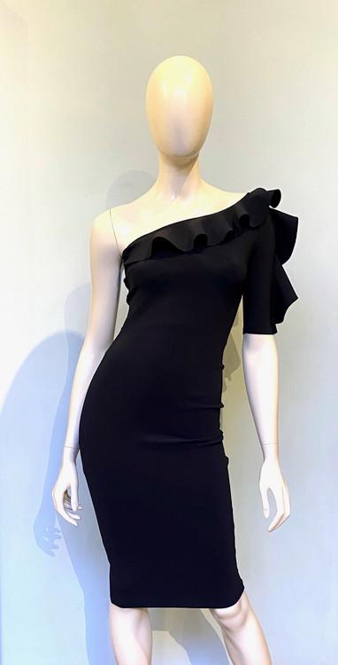 Chiara Boni La Petite Robe Aleece Dress in Black