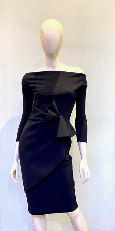 Chiara Boni La Petite Robe Rashmi MM Dress in Black