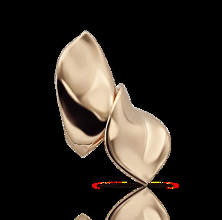 Pasquale Bruni 18k Rose Gold Lakshmi Ring