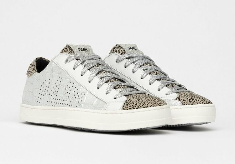 P448 John Naicut/Ocelot Sneaker