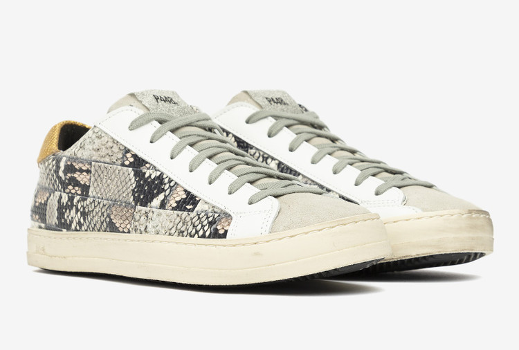 P448 John Sneaker in Picasso
