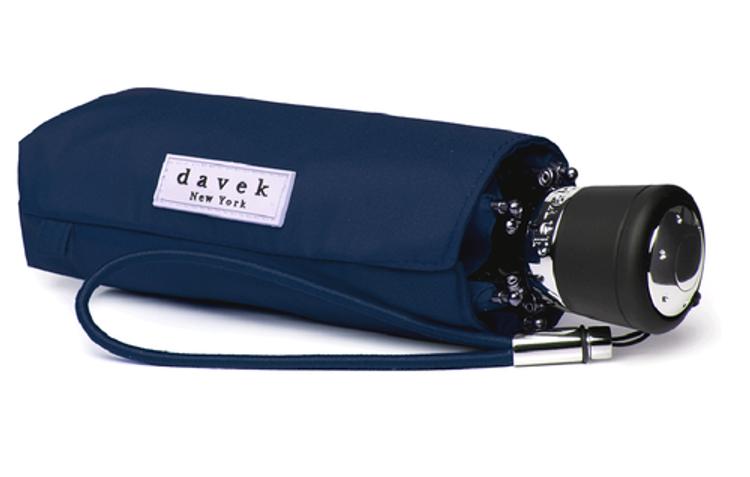 DAVEK Mini Umbrella in Navy