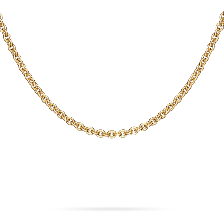 """Paul Morelli Meditation Bell Chain Necklace, 18"""""""