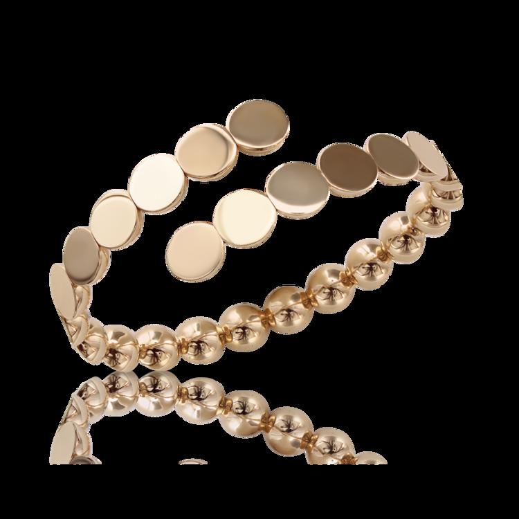 *PRE-ORDER* Pasquale Bruni 18K Rose Gold Luce Contrarié Diamond Bracelet
