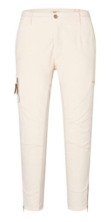 MAC Rich Cargo Corduroy Pants in Vintage Cream