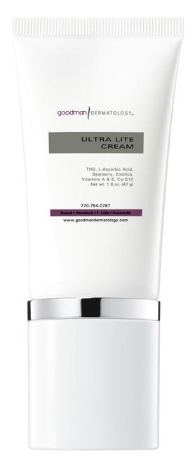 Goodman Dermatology Ultra Lite Cream