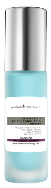 Goodman Dermatology Hydrating HA Moisturizing Serum
