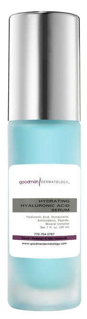 Goodman Dermatology Hydrating HA Moisturizing Serum