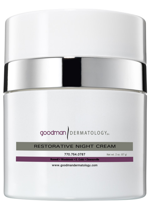 Goodman Dermatology Restorative Night Cream