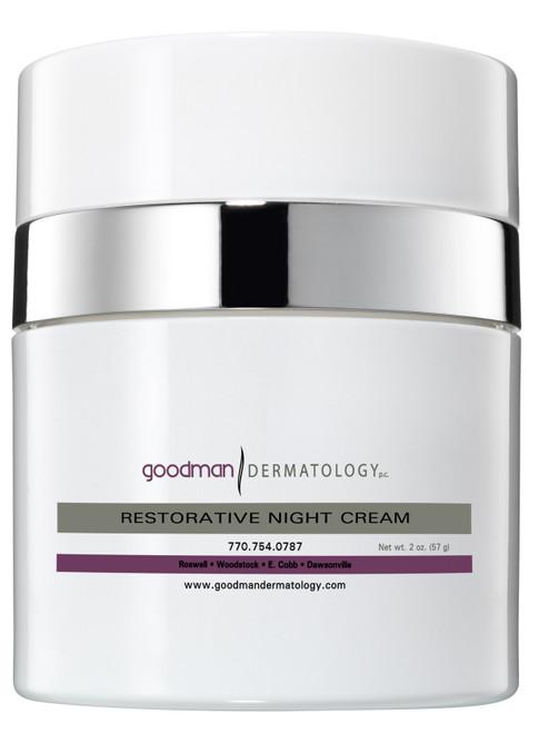 Goodman Dermatology Restorative Night Cream