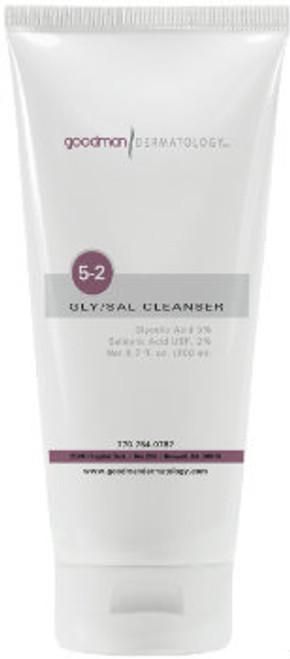 Goodman Dermatology GLY/SAL Wash 5-2