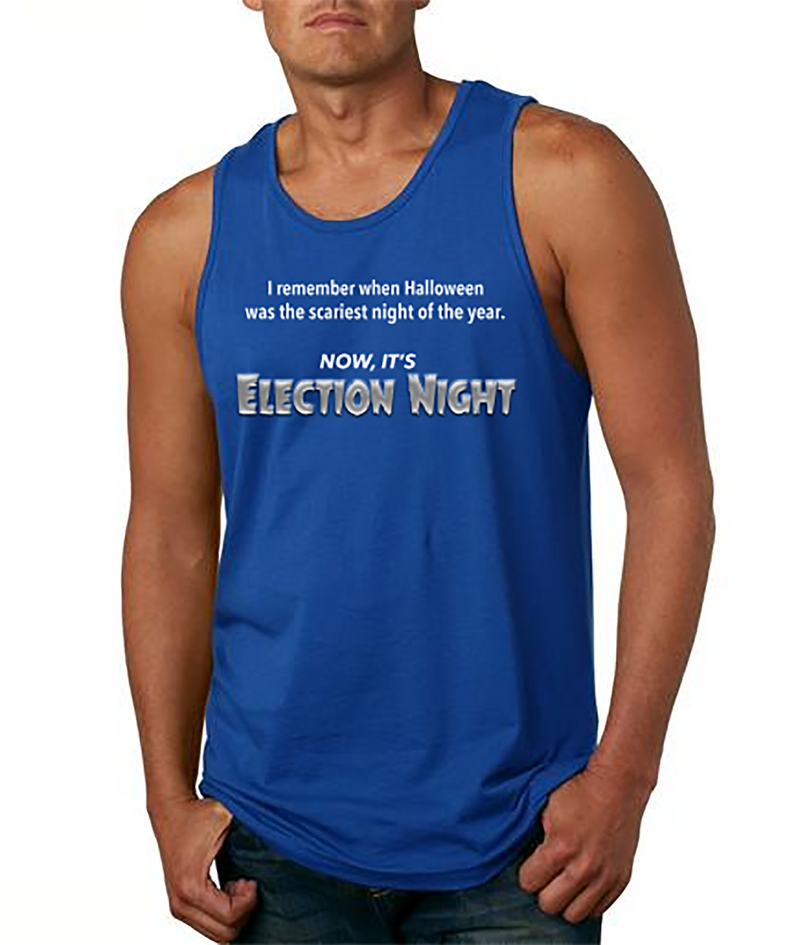 ELECTION NIGHT  Men's Tank