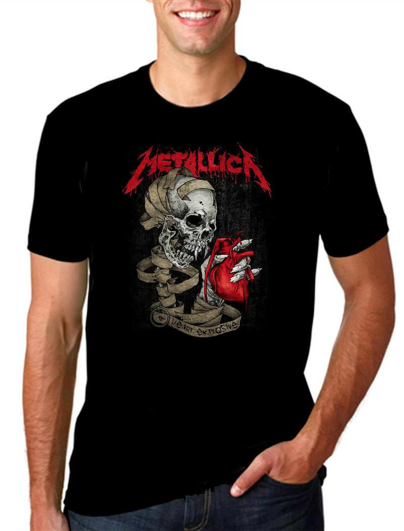 4.5oz and 6.1oz T-shirt